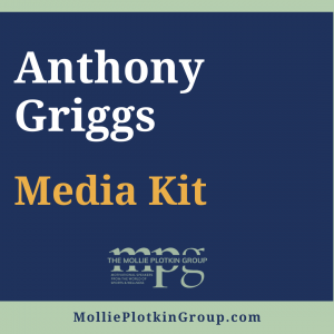 Anthony Griggs Meeting Planner Kit