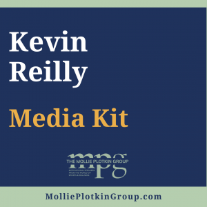 Kevin Reilly Media Kit
