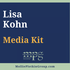 Lisa Kohn Media Kit thumbnail