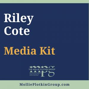 Riley Cote Media Kit