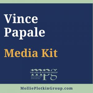 Vince Papale Media Kit