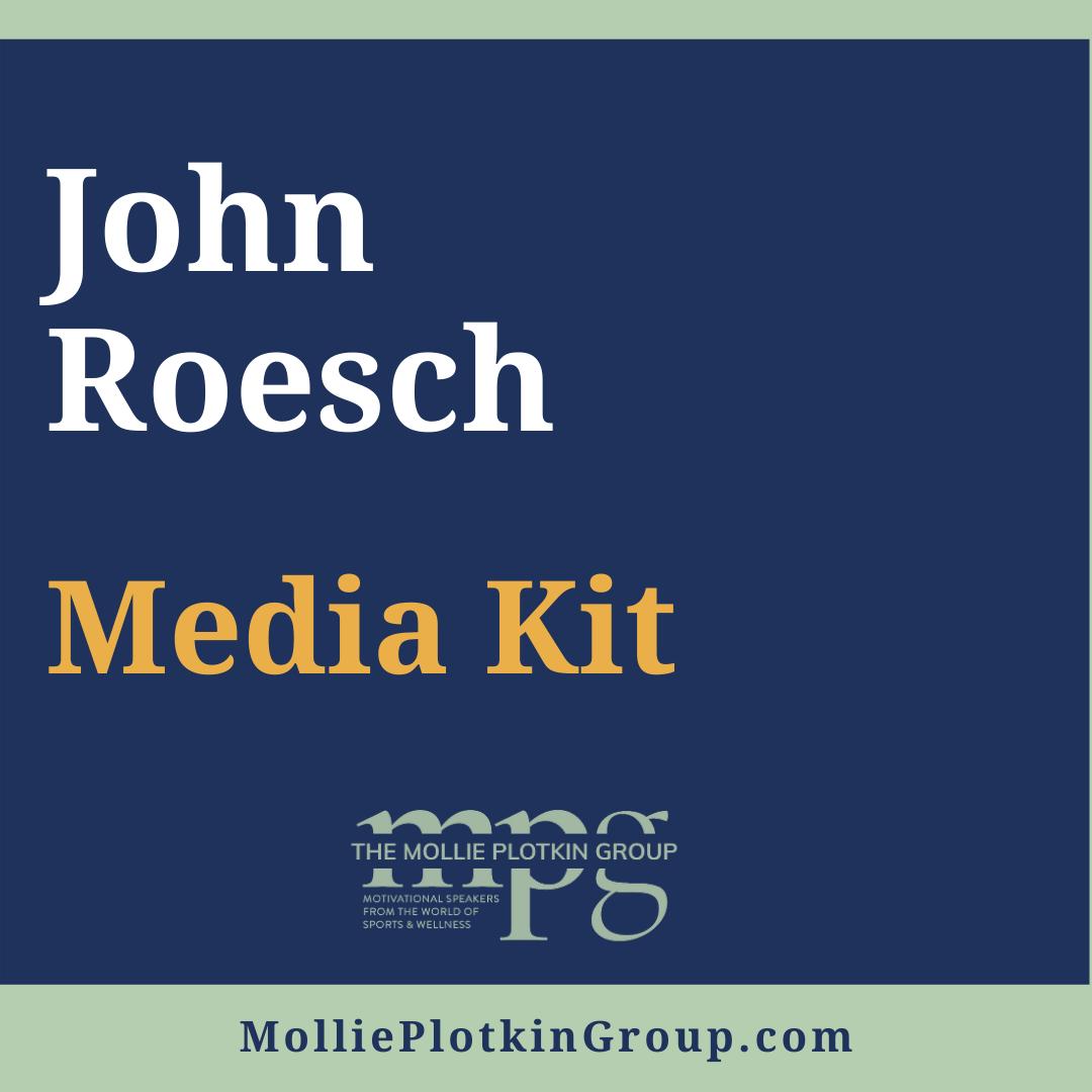 John Roesch Media Kit Image