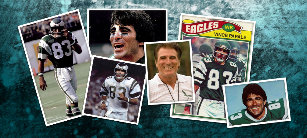 Various Pictures of Vince Papale